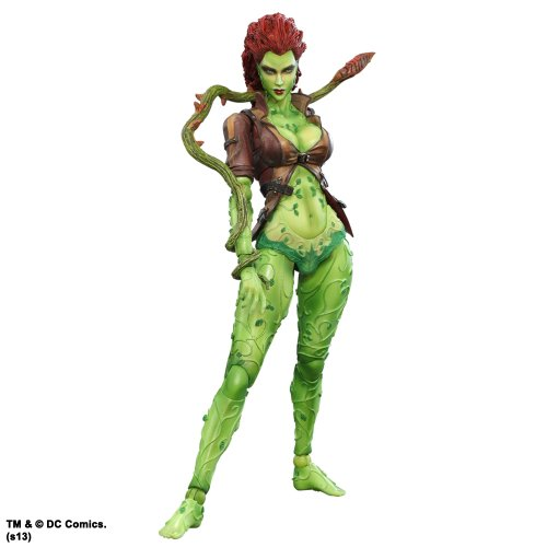 Square Enix Play Arts Kai Poison Ivy