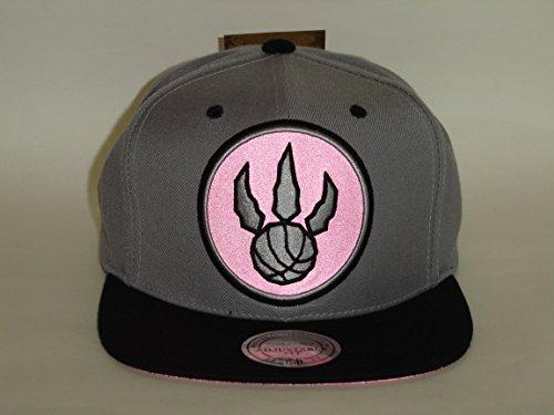 Mitchell & Ness NBA Toronto Raptors 2 Tone Grey Snapback Cap
