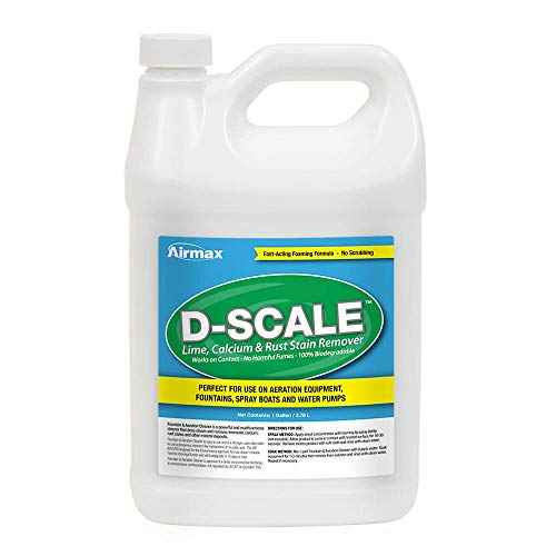 - D-Scale Fountain and Aeration Cleaner, 1 Gallon