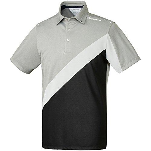 テーラーメイド Taylor Made 半袖シャツ?ポロシャツ ストレッチ クーリング半袖ポロシャツ
