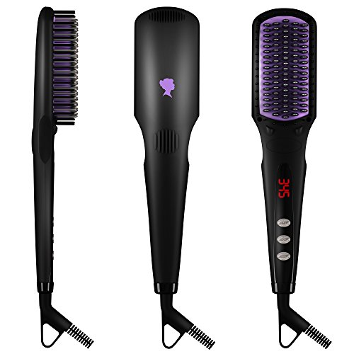 hair-straightening-brush-for-long-hair-ceramic-straightener-with-anti-scald-hair-comb-teeth-electric