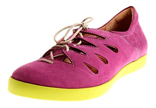 Think Seas 82043 Damen Schnürhalbschuhe Violett (orchid/kombi 31)