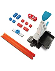 Deal on Hot Wheels Track Builder Rapid Launcher Playset. Discount applied in price displayed.