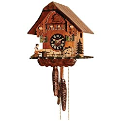New & Improved Kassel™ Black Forest Cuckoo Clock