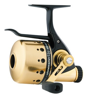 UnderSpinning US XD Spincast Reel, Ambi, 1 BB, 4.1:1 Ratio, Mono 4/85 (Us Reel)