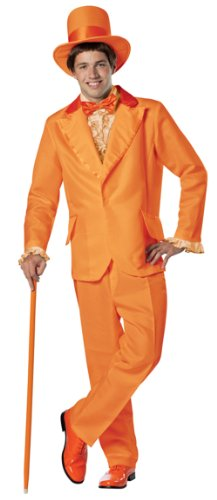 Dumb and Dumber Lloyd Orange Tux Costume (Dumb And Dumber Orange Tux)