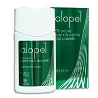 Alopel shampoo, 150 ml, helps to stop hair loss, stimulates growth of new hair