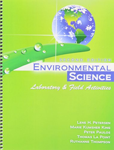 Environmental Science: Laboratory and Field Activities