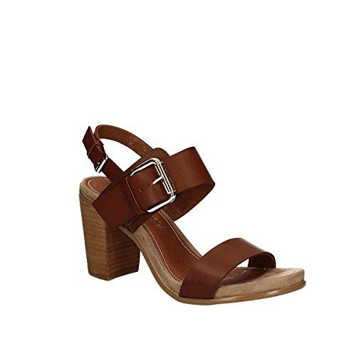 Sandalo Noir con fibbia LB912 39 Cafè r5qR0wFr