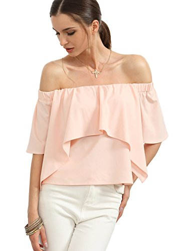 Sweet Sexy Top Blouse - 5