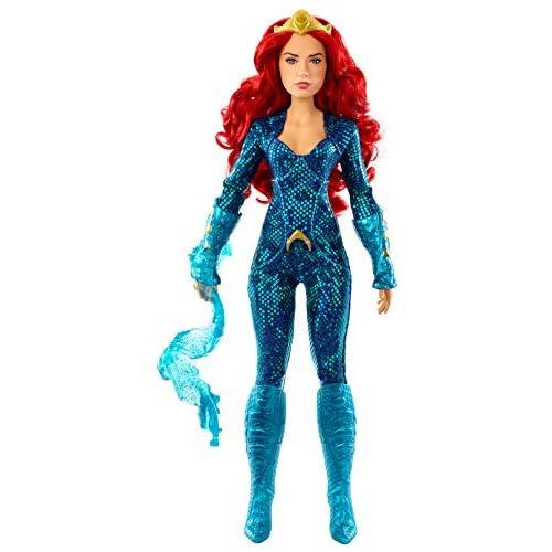 Aquaman Mera Doll