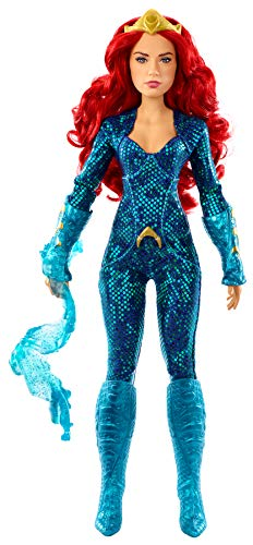 Aquaman Mera Doll ()