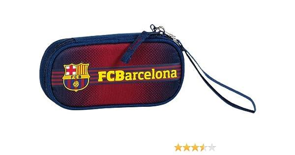 F.C. Barcelona - Funda PSP (SAFTA 811325692): Amazon.es: Juguetes y juegos