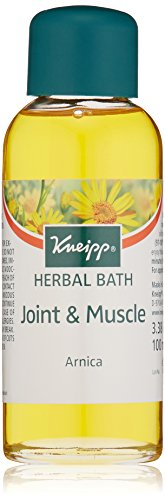 Arnica Herbal - Kneipp Herbal Bath, Joint & Muscle, Amica, 3.38 fl. oz.