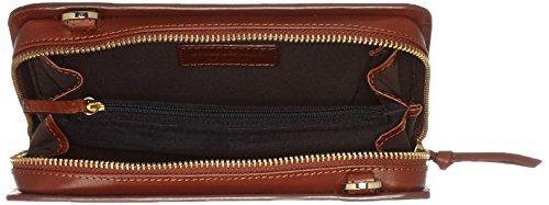 3 Cognac cm B x Royal RepubliQ Women's Braun Satchel H 5x14x20 T Eve Galax wB6F6qT04