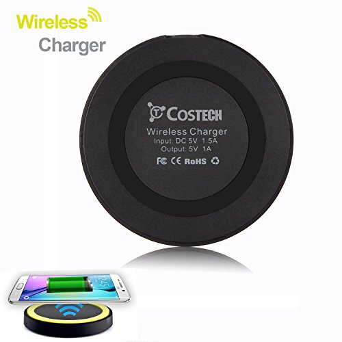 Costech Wireless Charger samsung Qi compliant
