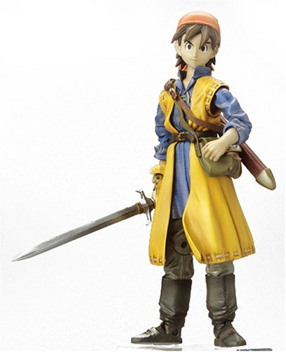 Dragon Quest 8 Play Arts No 1: Hero by Square Enix
