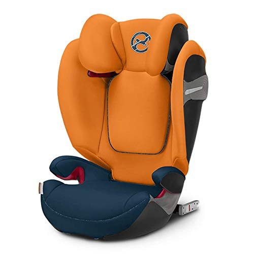 Cybex Solution S-Fix - Farbe: Tropical Blue