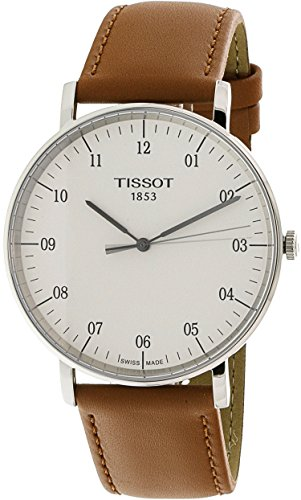 Tissot-T-Classic-Everytime-White-Dial-Mens-Watch-T1096101603700
