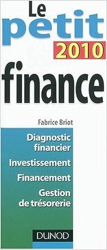 Livre gratuits en ligne Le petit finance 2010 pdf epub