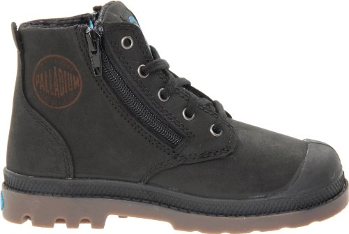 Palladium - Fashion / Mode - Pampa Hi Lea Gusset Bb - Noir