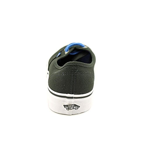 Vans Authentic, Zapatillas de skateboarding Unisex Black/Bright Cobalt