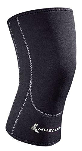 - Mueller Sports Medicine Closed Patella Knee Sleeve, Medium, 0.34 Pound