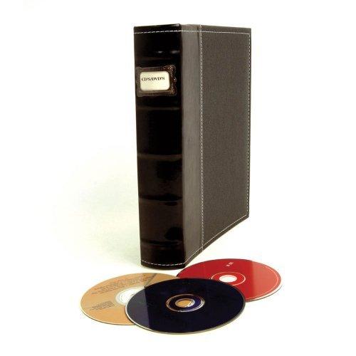 Bellagio-Italia CD/DVD Storage Binder