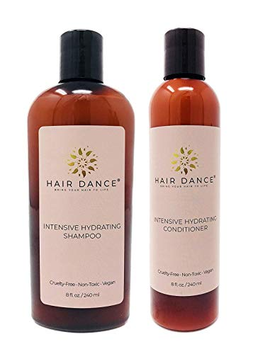 Aloe Nourishing Shampoo - Hydrating Shampoo and Conditioner - Moisturizing Nourishing and Gentle + Proteins, Nourishing Neem, Walnut Oils & Aloe Vera for Healthy Hair. No Sulfates, Silicones, or Parabens