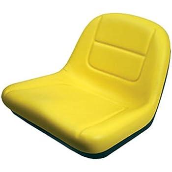 amazon com john deere lawn mower tractor seat g110 l100 l105 l110 rh amazon com John Deere LT150 John Deere L111