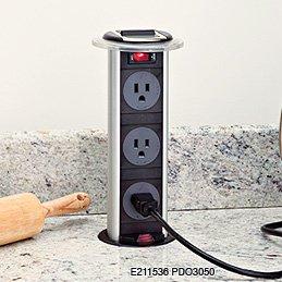 Amazon.com: Kitchen Power Grommet: Home Improvement