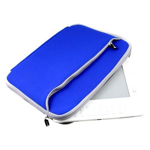 Blue K2) Mivizu Premium Neoprene Sleeve Case Book Cover for - Import