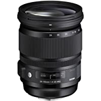 Sigma 635205 24-105mm F 4.0 DG OS HSM Zoom Lens for Sony Alpha Cameras - International Version (No Warranty)