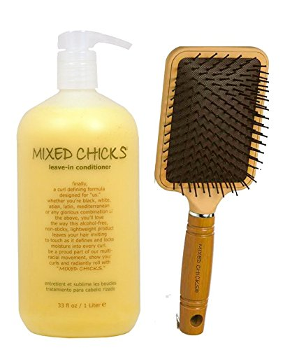 Mixed Chicks Leave In Conditioner (Mixed Chicks Leave-in Conditioner 33oz / 1 Liter