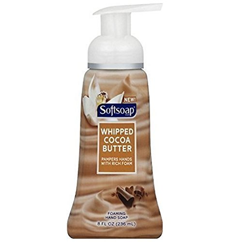 (Softsoap Whipped Cocoa Butter Foaming Hand Soap, 8 Fl Oz (Pack of)