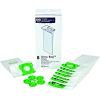 Sebo 5093AM Vacuum Filter Bag Box for X,G,C and 370 Series, 24-Pack