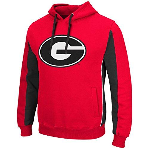 Georgia Bulldogs Embroidered Sweatshirt - 3