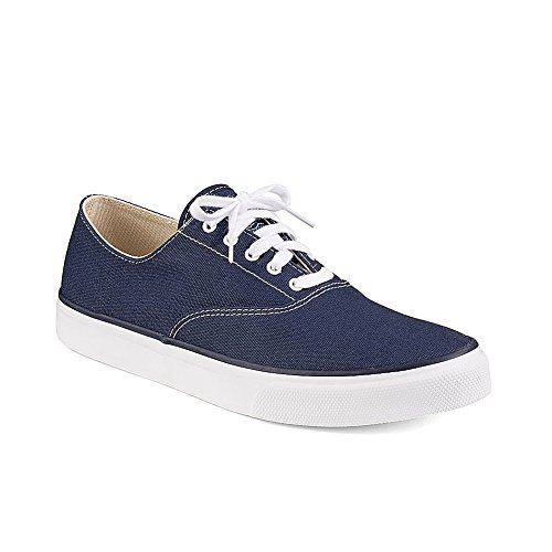 Sperry Top-Sider Mens CVO Canvas Navy Sneaker 12 M (D)