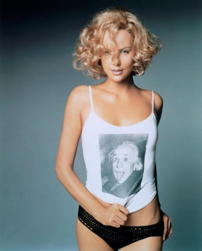 Charlize Theron Hd Photo Poster Sexy Actress #04 Hdq