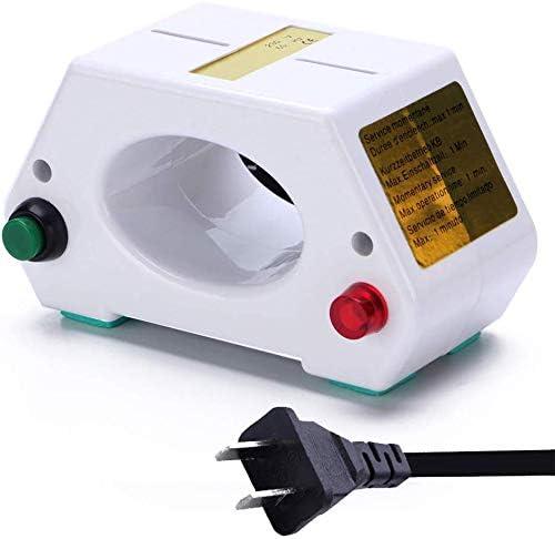 HJJH Profesional del Reloj Desmagnetizador/Magnetizador desmagnetización de la máquina Herramienta de reparación de relojero, relojero Portable Durable Herramienta de reparación: Amazon.es: Hogar