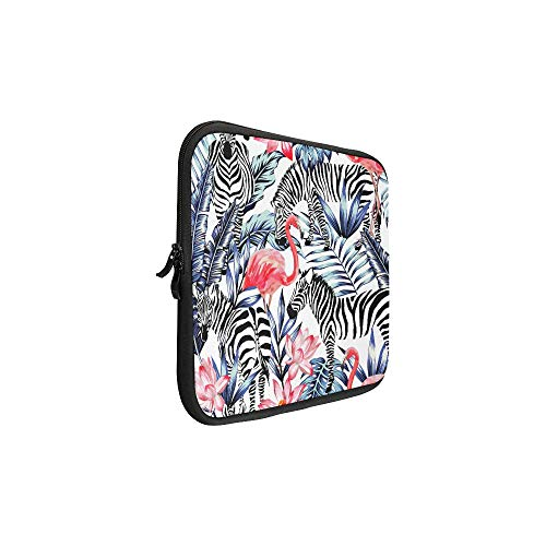Buy sparkle zebra laptop case