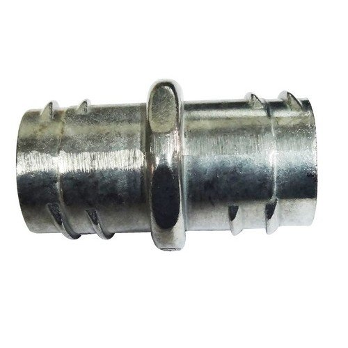 Morris Products 15084 Screw-in Coupling, for Greenfield/Flex Conduit, Zinc Die Cast, 1/2
