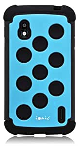 Ionic GUARDIAN Armor Case for LG Google Nexus 4 (Blue)