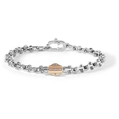 Comete BUILDING UBR754 Bracelet Acier