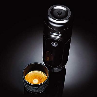 Wacaco Minipresso NS, Cafetera Portátil, Equipada con Una Batería ...