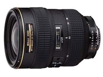 Nikon 28-70mm f/2.8D ED-IF AF-S Zoom Nikkor Lens for Nikon Digital SLR Cameras (Discontinued by Manufacturer) (Nikkor 24 70mm F 2-8 G Ed)