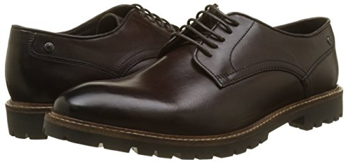 Barrage Scarpe Uomo London Base Marrone Brown zxOPqC