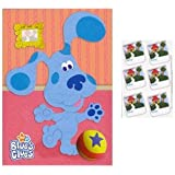 Blue's Clues Party Game Poster (1ct)
