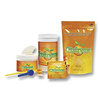 Amazon.com: citrizyme Ultra Concentrado enzima polvo unit ...