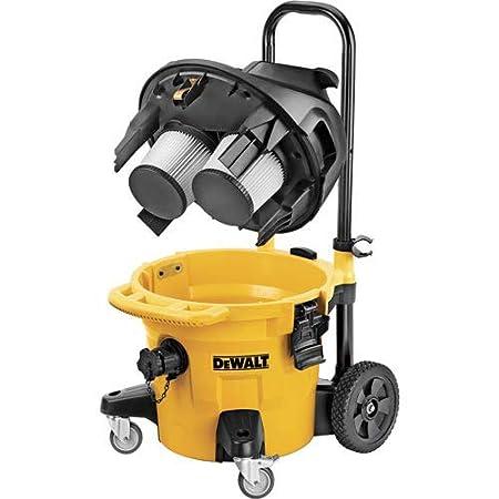 Amazon.com: DeWalt dwv012r 10 Galón Hepa Extractor de polvo ...